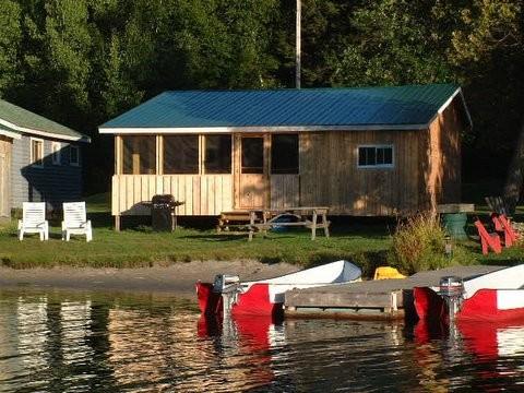 Eagle Cabin Bearskin Lodge