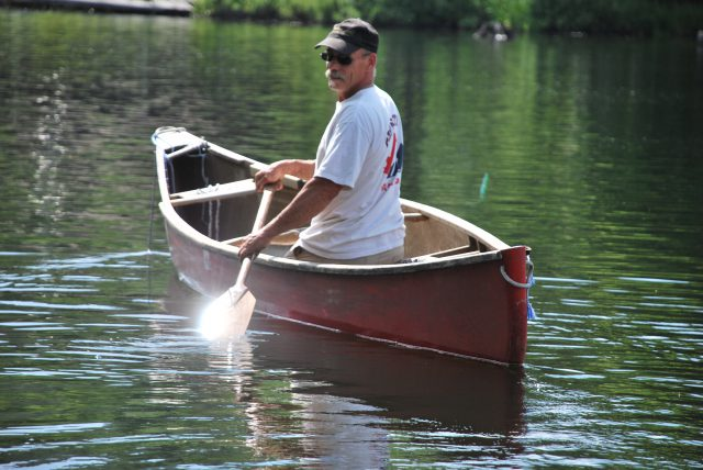 Canoes - Bearskin Lodge
