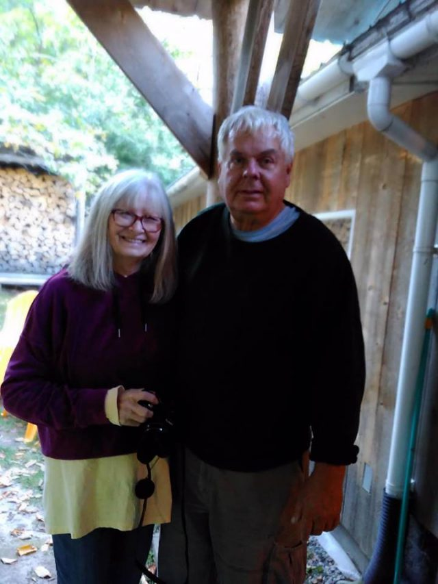 Laura And Konrad - Bearskin Lodge